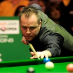 No.3 John Higgins