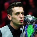 No.1 Mark Selby