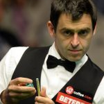 No13: Ronnie O'Sullivan