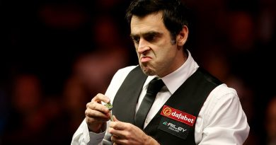 Watch: Ronnie O'Sullivan turn robotic in post match interview
