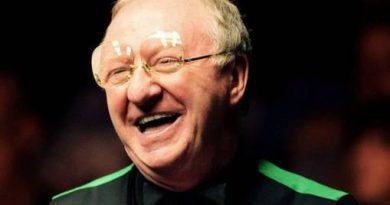 Dennis Taylor: Snooker player profile