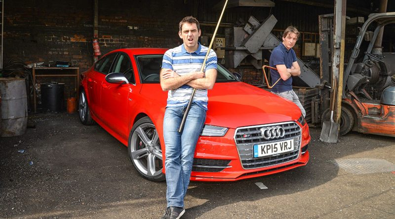 ronnie o'sullivan top gear